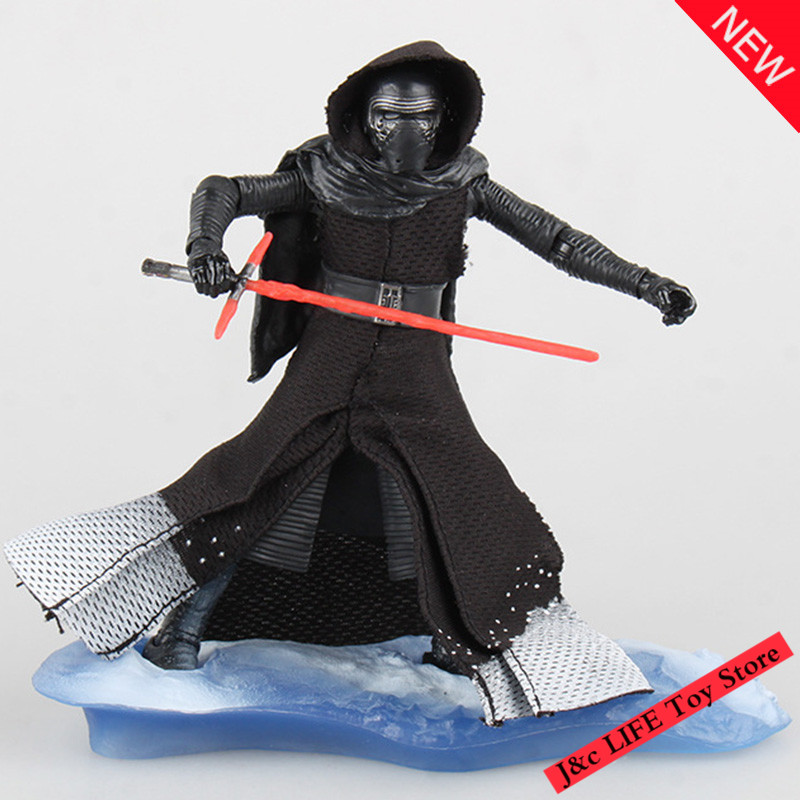 Free Shipping Star Wars Figure PVC Kylo Ren 20cm Anakin Skywalker Cartoon Figure Model Toys For Children<br>