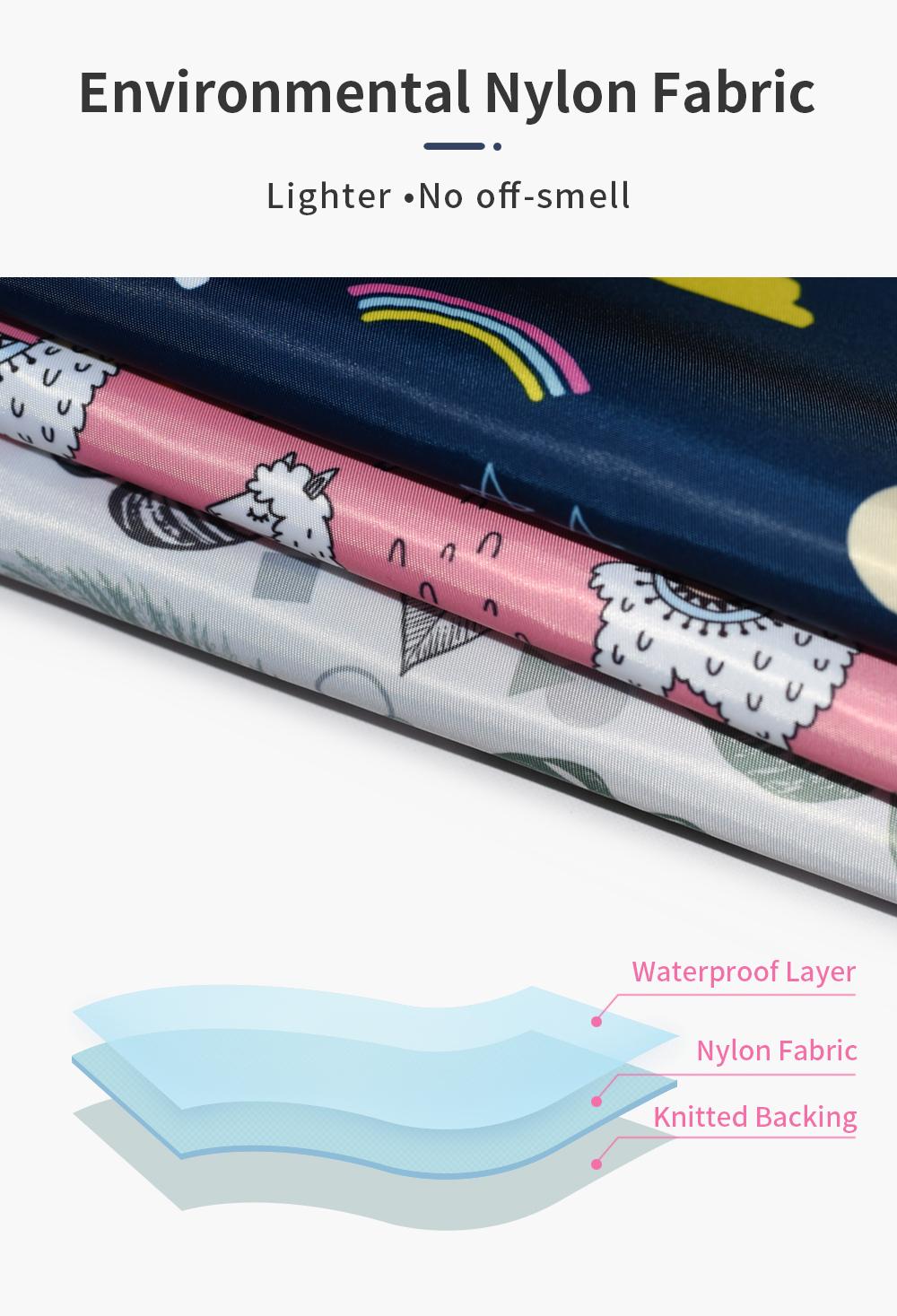 Waterproof Multifunctional Diaper Bag 10