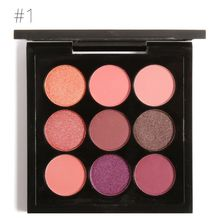Artist Shadow Palette Earth Tone Shimmer Matte Pigment Glitter Eyeshadow Palette Makeup Metallic Eye Shadow