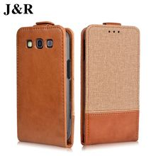 Case For Samsung Galaxy S3 i9300 GT-i9300 Flip Leather Back Cover For Samsung Galaxy S III SIII Neo I9300I Phone Cases(China)