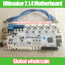 1pcs 3D printer accessories Ultimaker 2.1.4 Motherboard / Ultimaker 2 Dashboard control panel board Official upgrade 2.1.4
