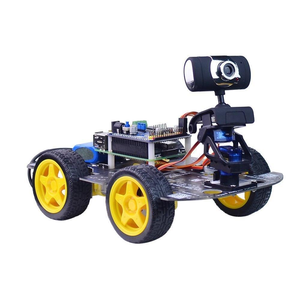 UniHobby DS Wireless Wifi Robot Car Kit for Raspberry Pi (3)