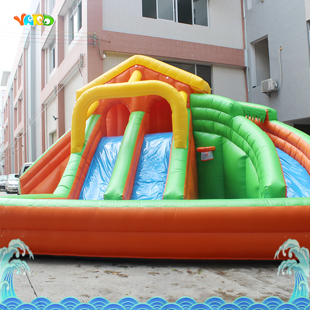 9245 inflatable water slide 4