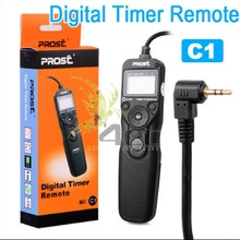 Hot new MC-C1 intervalometer Timer Remote control For CANON EOS 350D 450D 1000D 500D 550D 50D 33 30 50 300V Pentax K20D K200D
