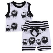 Baby born new year gift newborn baby clothes set kids clothes china infant clothing vest + short pants sets costume bodysuit