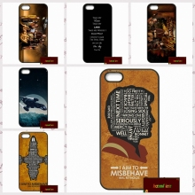 Firefly Serenity Quote Poster Phone Cases Cover For iPhone 4 4S 5 5S 5C SE 6 6S 7 Plus 4.7 5.5   #SE1400