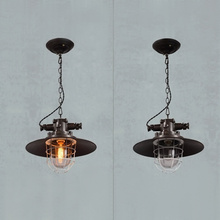 vintage pendant lamp E27/E26 for decor suspension luminaire industrial lamp shop edison lamps avize lampe deco Light