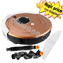 A380 Wireless Robot Vacuum Cleaners for Home Aspirador Vacuum Mopping Floor Cleaner Robot Aspirador(China)