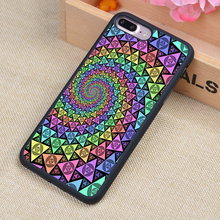 awesome moving art digital Soft Rubber Mobile Phone Case OEM For iPhone 6 6S Plus 7 7 Plus 5 5S 5C SE 4 4S Cover Bags Skin Shell