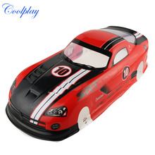 1/10 RC car accessories/parts1:10 RC car body shell Dodge  viper