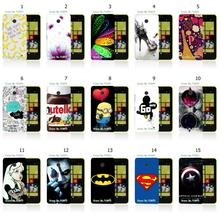 15designs Asylum Joker Minions bad mickey hybrid retail white hard mobile phone bags & cases for nokia lumia 630