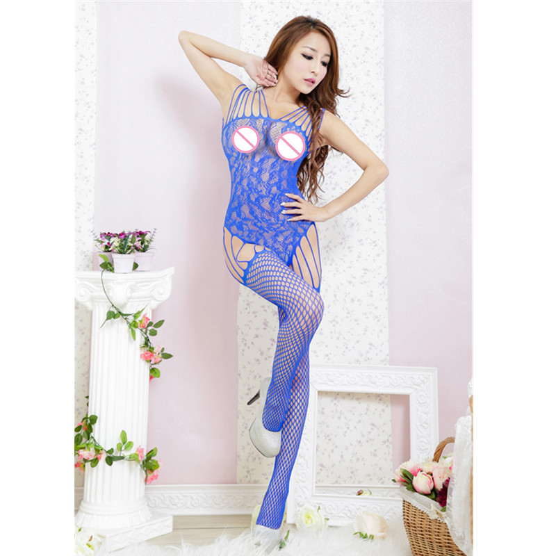 NEW Hot bodystocking Sexy lingerie Women's new brand Sexy body suit, sexy costumes 21