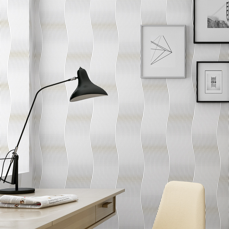 beibehang simple papel de parede 3D lattice pvc wallpaper for living room sofa TV background wall paper home decor contact paper<br>