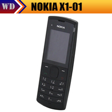 Original Nokia X1-01 Unlocked Mobile Phone X1-01 Free Shipping In Stock