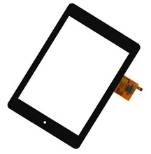 Original For  Acer Iconia Tab A1 A1-810 A1-811 Black Outter Digitizer Touch Screen Glass Panel Lens Repair Replacement