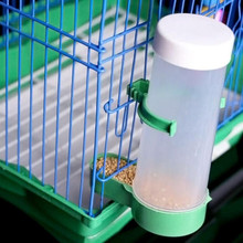Useful Novelty Parrot Bird Automatic Feeder Feeding Food Water Drinking Birds For Aviary Budgie Peony Feeder