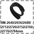 HTD8M2640-2784