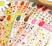 PVC Sticker Scrapbooking Stationery Bookmark Tab Flags Decoration Label Super Gift Post It Note DD354