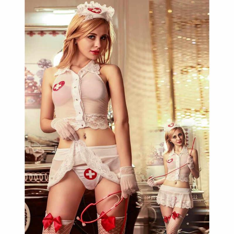 Сексуальная Медсестра Порно