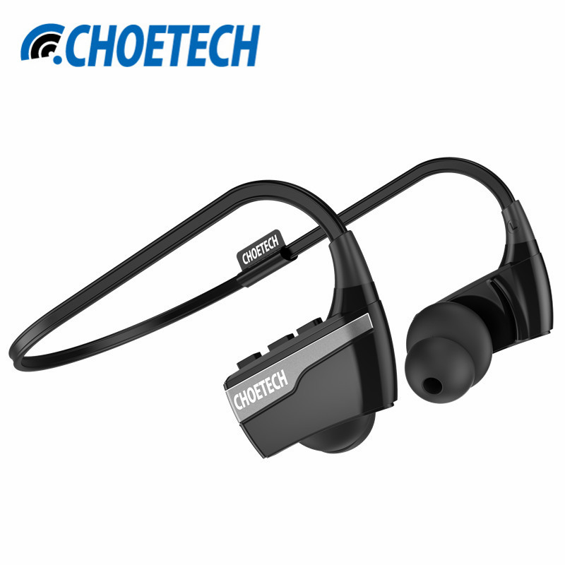 Wireless Sports Earphone CHOE IPX5 Sweatproof Bluetooth 4.1 Earbuds Headphone Running Headset Hands-free For Xiaomi HTC Samsung<br><br>Aliexpress