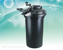 SUNSUN CPF15000/CPF-15000 Koi pond biochemical pressure filter in addition to green algae water bucket