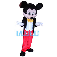 New minnie Mouse Mascot Costume Fancy Dress Cosplay Party Dress Adult Size