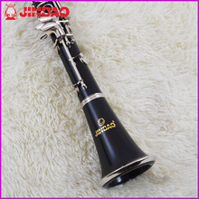 Violin music jinbao musical jbcl-510 single-reed tube clarinet buffet 17 key b clarinet musical instrument clarinet double(China)