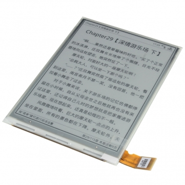 New 6 inch Eink LCD Screen Display (ED060SC7(LF)) For Wexler Book E6002<br>