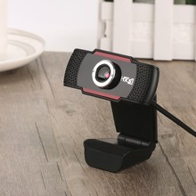 2017 Rotatable USB Web Cam Webcam HD 300 Megapixel PC Camera with Microphone MIC for Skype for Android TV Computer Camera