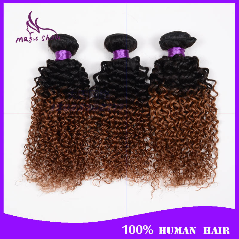 Malaysian kinky curly hair ombre 6a Sexy formula hair malaysian curly 3pc/lot cheap 100 human hair weave brands free shipping<br><br>Aliexpress