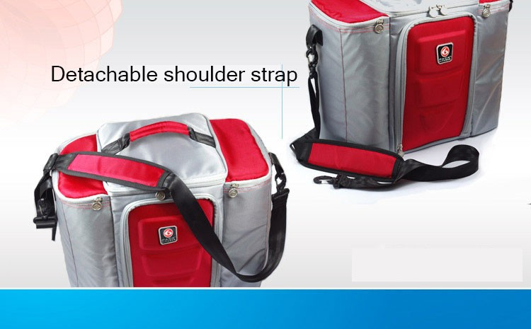 High quality Thermal Cooler Bag Large Volume Waterproof Picnic lunch