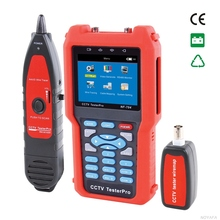 CCTV monitor testers Tester NF-704 Video Level testing, video signals measured in IRE or Mv Digital multimeter(China)