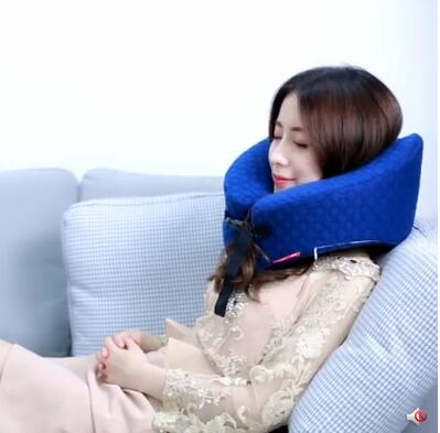 Quality Slow Rebound Travel Pillow Neck Pillow Health Care Car Massager U Shaped Pillow Travel Neck Rest Soft Cushion Pillow<br><br>Aliexpress