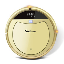 Automatic Sweep Floor Robot Vacuum Cleaner Home Ultra Thin Mute Intelligent Sweeper Free Shipping(China)