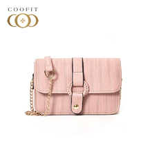 coofit Women Satchel Bags PU Leather Simple Leisure Car Suture Line Shoulder Bag Crossbody Bag For Girls Ladies Bolsas Feminina(China)