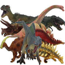 Lamwin Realistic Middle Size Jurassic Dinosaur Model Action Figures Plastic Collection Dragon Toys