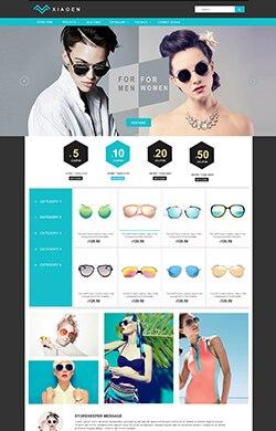 肖恩设计 个性优雅 男女眼镜服装配饰等通用