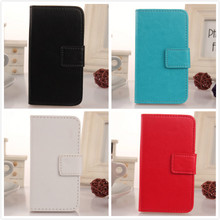 LINGWUZHE Book Design And Flip Style Mobile Phone Cover Case For nokia asha 515 Leather Pouch