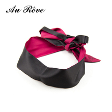 Buy Au Reve Satin Eye Mask Blindfold Fetish Slave Bdsm Sex Product Adult Game Flirting Sex toys Couple Women Men Role Play