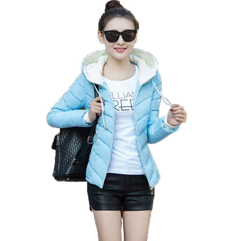 New winter jacket Korean Short slim female student thick warm coat jacket trend  coat Ladies Ladiesdown coat Cheap coat SolidОдежда и ак�е��уары<br><br><br>Aliexpress