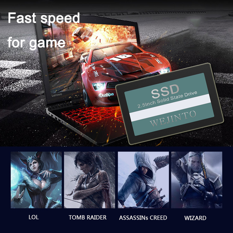 SSD game