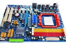 Free shipping Desktop motherboard GA-MA770-US3 DDR2 Socket AM2 AM2+ AM3 MA770-US3 16GB USB2.0 770