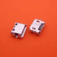 50 pcs/lot For Motorola Nexus 6 XT1100 XT1103 micro mini usb jack socket connector charging port replacement parts repair dock(China)