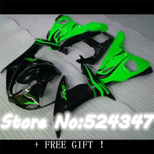 Hot sale body work for R6 fairing kit 2003 2004 2005 black green Fairing YZF fairings 03 04 05 for Yamaha-Hey(China)