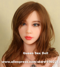 WMDOLL Top quality asian sex dolll head for human dolls, chinese love dolls head with oral sex, adult sex toys for men
