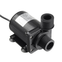 Popular sewage pump lowes buy cheap sewage pump lowes lots from mtgather dc 12v 55m 1000lh brushless motor submersible hot water pump solar cooling small volumehigh efficiency ccuart