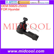 High Quality Auto Parts Front Outer Steering Tie Rod End OEM:56820-25000