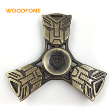Buy Hand Spinner Metal Tri Fidget Spinner Anti Stres Toys Gift Transformation Style EDC Child Time Long Anti Stress Fidget Toy for $6.99 in AliExpress store