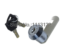 Master Key System 103-20 Mailbox Cam Lock with Hook Cam File Cabinet Lock 103-25mm lock with Computer Key 1 PC(China)