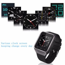 Android 4.4 Dual Core Smart Watch S8 Wristwatch Mobile Phones Smartwatch Support GSM SIM TF Card 3G WCDMA Bluetooth Wifi Camera(China)